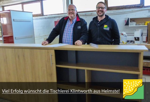Kooperationen im Handwerk Tischlerei Klintworth