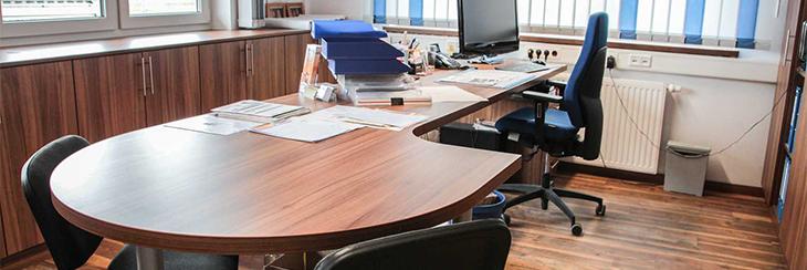 Büroeinrichtungen nach Maß in Buxtehude!