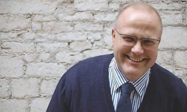 Jörg Klintworth im Leserporträt der BM