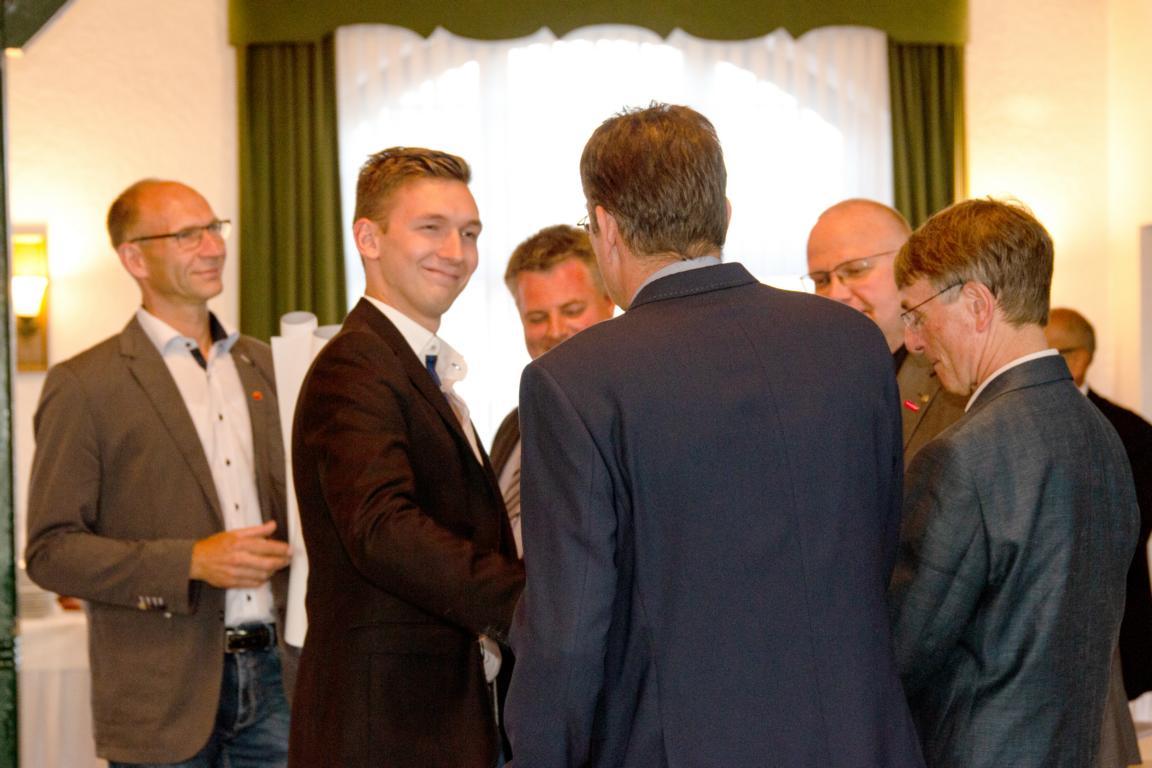 Vom Azubi zum Gesellen – Glückwunsch Ole Suhr!